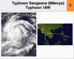 Typhoon Xangsane