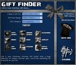Christian Gift Finder Page