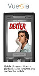 Dexter on Mobile