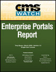 Enterprise Portals Report