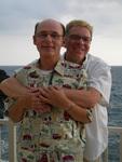 Gay gurus - Thomas Alan Berg and Michael Brewer