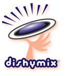 """DishyMix"" Logo"