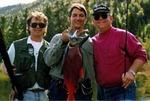 Rocky w/ Dave Dravecky (middle)