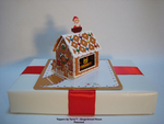 Toppers by Tarta Gingerbread House