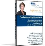Power-Up! Front Desk DVD set