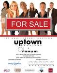 Uptown Sexiest Invitation
