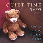 """Raffi's """"Quiet Time,"""" an award-winning 2006 CD release from Rounder Records, great for holiday giving."""
