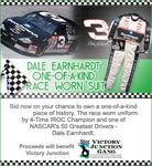 Dale Earnhardt Online Auction