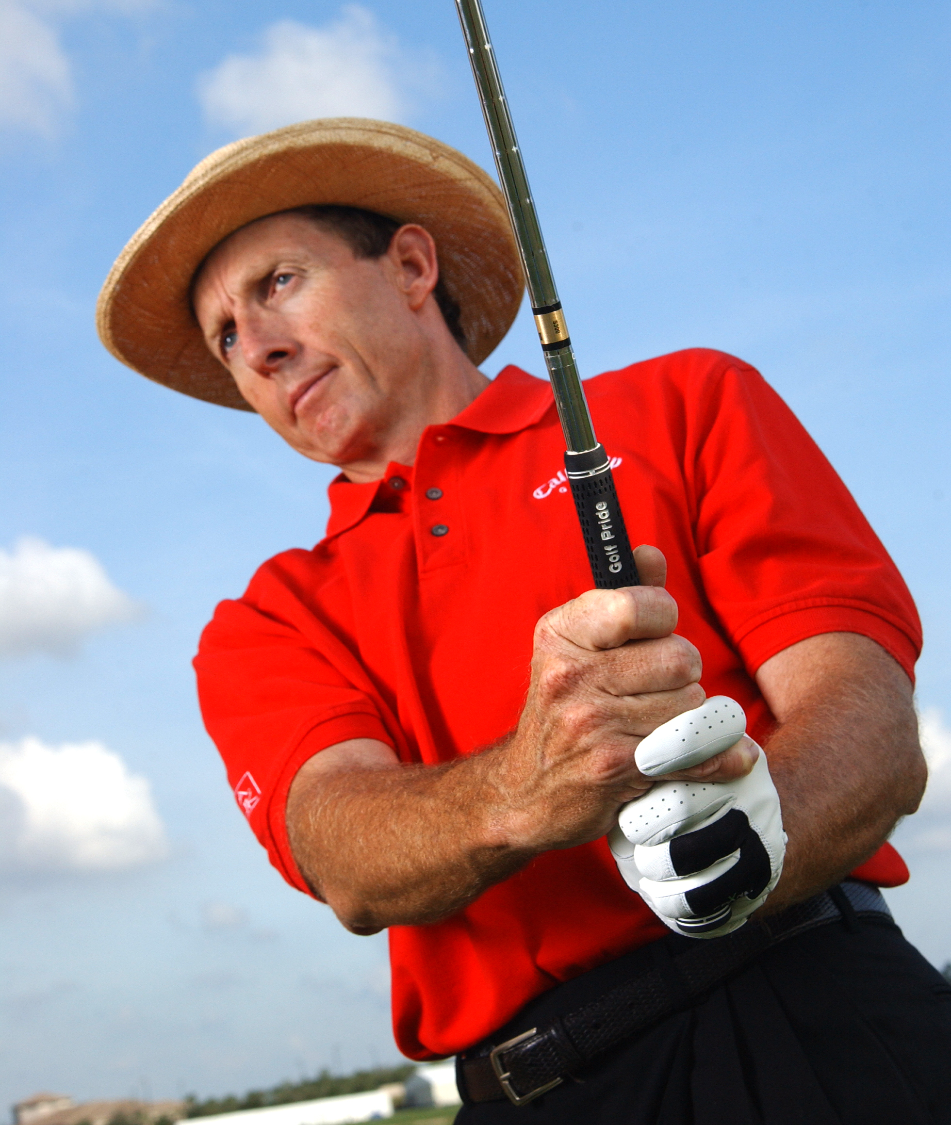 how to become a golf instructor