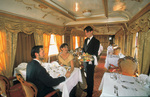 Fine Dining on the majestic Imperator Luxury Train from Train Chartering