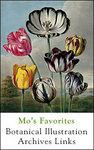 Mo's Favorites Botanical Illustration Archive Links