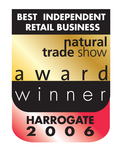 Boots Herbal Stores Award