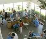 The Salon Oasis crew beautifies Boca