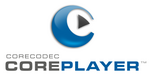 CorePlayer Logo