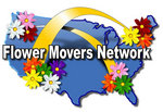 Flower Movers Network directory of local florists