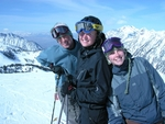 Winter at Westminster students ski and ride Utah's famed powder while staying on track with their college education.