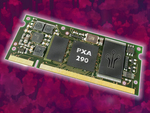 TRITON-290 World's smallest 'Monahans P' SODIMM module runs Linux and Windows CE
