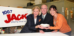 San Diego Jack 100.7 FM Sponsors City's Largest Bake Sale for Mama's Kitchen