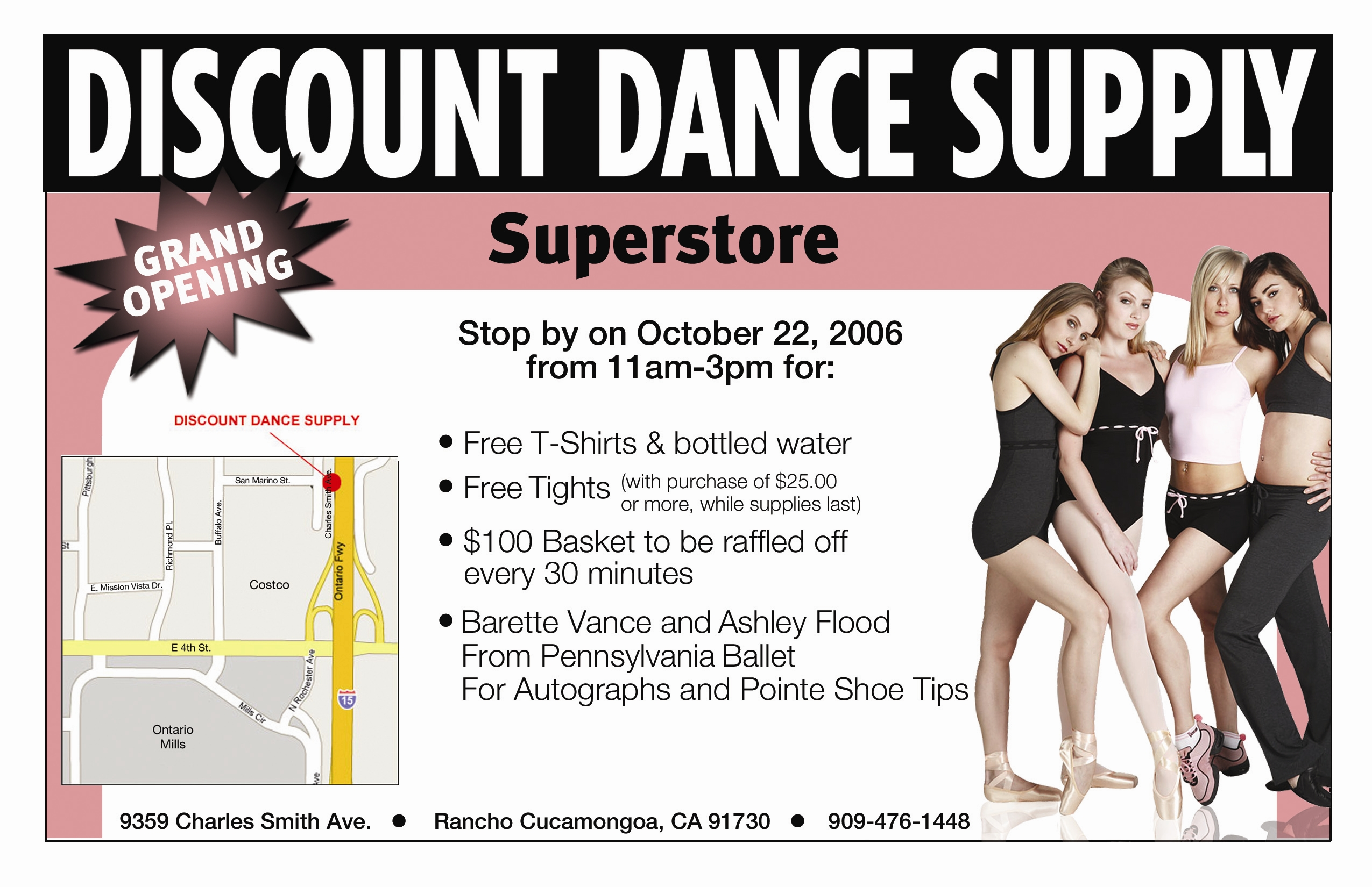 Coupon codes for discount dance