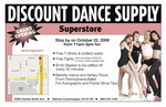 Discount Dance Supply Superstore Grand Opening!