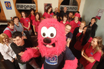Euro Hostels Monster leads an impressive staff.