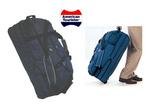 "American Tourister 32"" Rolling Duffel Bag - Navy Blue"