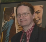 """Award winning screenwriter Joseph Dougherty, author of """"Comfort and Joi."""""""