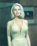 "B-movie bombsell, Joi Lansing. ""Comfort and Joi"" tells the story of one fan's obsession with the pin-up."
