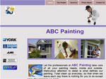 Sample Website Design for a Painting Contractor
