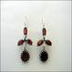 Ari Kuperman Flower Earrings