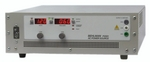 The new Behlman 2 KVA Power Source provides clean, regulated AC power with operator selectable voltage from 0-135 or 0-270 VAC and adjustable frequency from 45 to 500 Hz, in a single 5.25 high bench-top chassis that easily converts into a rack mount unit.