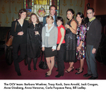 The team at OCV