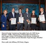 Historical Society Award Recipients, OCV Architects