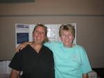 Julie Berger with Jill K. of Lake Havasu City
