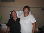 Julie Berger with Barbara S. of Lake Havasu City, AZ
