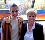 Patricia R. Greene-Gumson, New York State Department of Health, Margaret Nunziato, Regional Resource Development Specialist