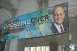 University of Philippines Banner for Steve's Appearance