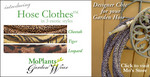 Hose Clothes are available exclusively through www.MoPlants.com