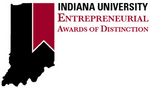 Indiana University Entrepreneurial Awards of Distinction Logo