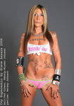Ivy Supersonic , Model of The Week In Steppin Out Magazine