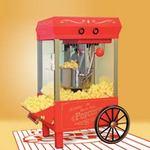 Nostalgic Kettle Popcorn Maker