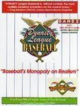 DYNASTY League Baseball Box shot of Front cover