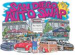San Diego Auto Swap Logo