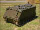 Amphibious Armored Personnel Carrier - Full View
