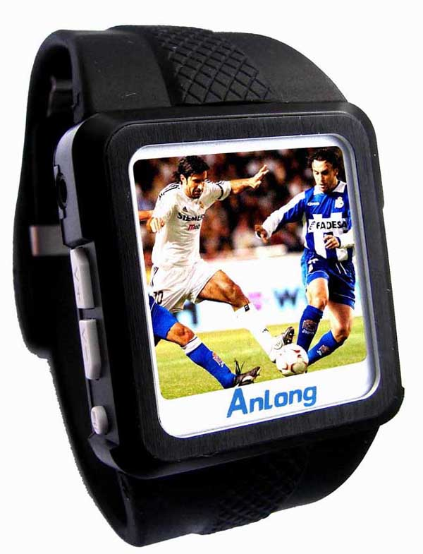 Mp4 Player Watch Gadget Now Available Wholesale Direct