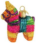 La Piñata Ornament