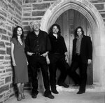 Arlo Guthrie with son, Abe, daughter, Sarah Lee Guthrie and her husband, Johnny Iron