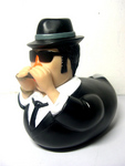 blues brothers elwood rubber duck