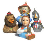 wizard of oz rubber ducks