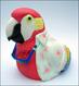 tropical parrot celebriduck